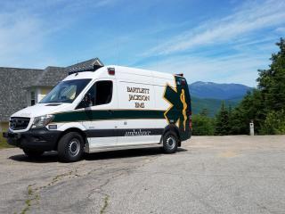Bartlett Jackson Ambulance